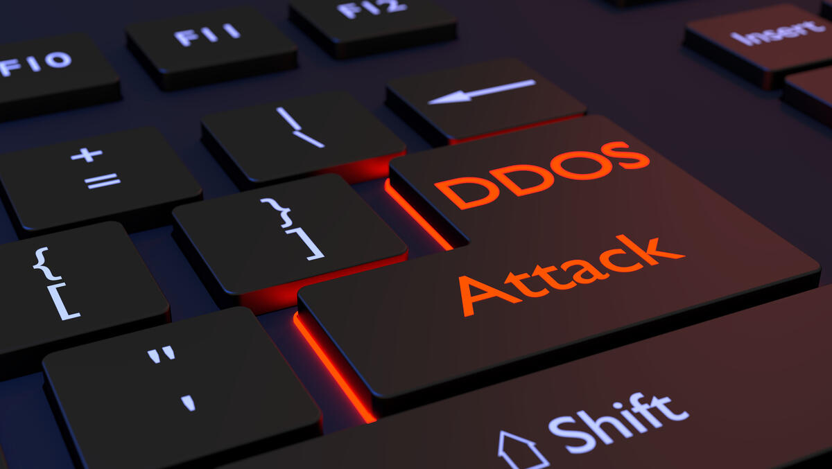 What is a ransom-DDoS attack?